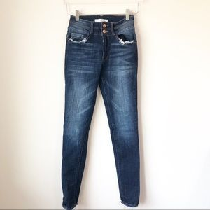 KanCan   High Rise Skinny Jean